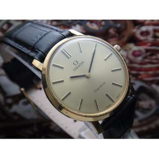 OMEGA VINTAGE GENEVE WINDING MEN WATCH