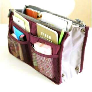 Tas Organizer Bag In Bag - Korean Dual Bag