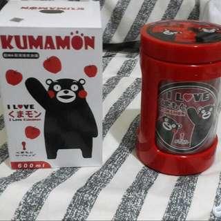 熊本熊收納罐