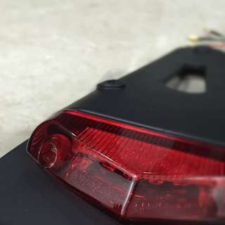 Motorcycle LED Tail Lights