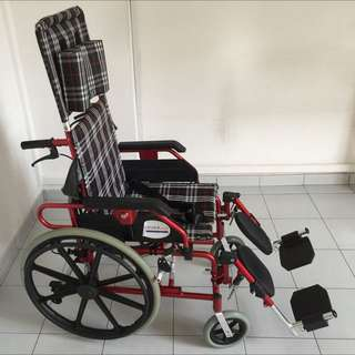 Rehab Recliner wheelchair