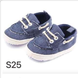 Prewalker Baby Shoes Next Jeans Boy