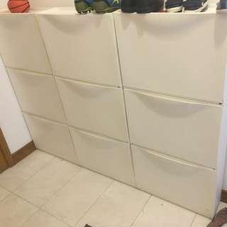 Rush Sale Ikea Shoe Rack