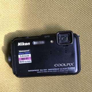 Nikon Coolpix AW110 Camera