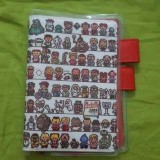 Hobonichi Mother 2 Cast Cover