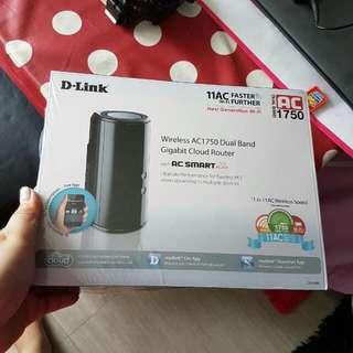 dlink ac 1750 router