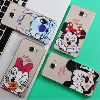 Mickey Phone Case For iPhone And Samsung