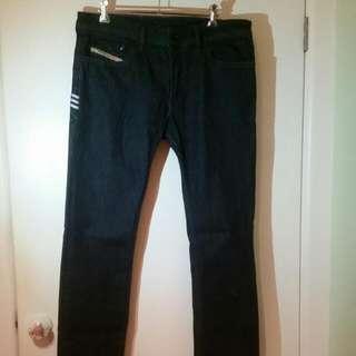 Mens Adidas Diesel Jeans -thanaz