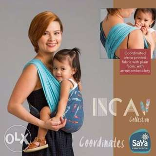 Saya Baby Carrier - Limited Edition (Inca)