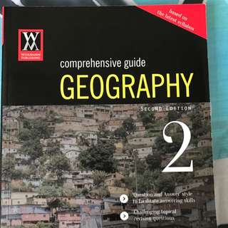 Comprehensive Guide For Geography