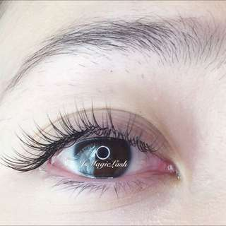 Classic One To One Strand Lash Extensions