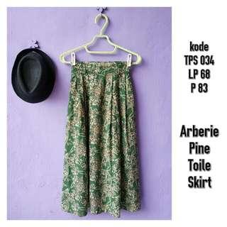 Arberie Pine Skirt