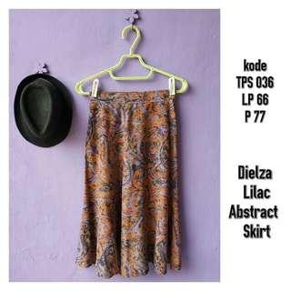 Dielza Lilac Skirt