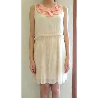 Broken White Tulle Dress