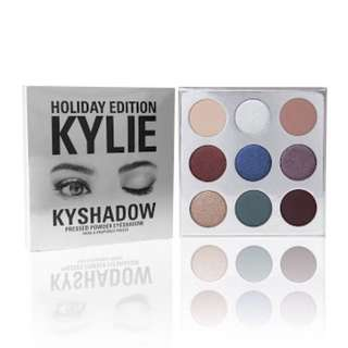 Holiday Kyshadow Authentic