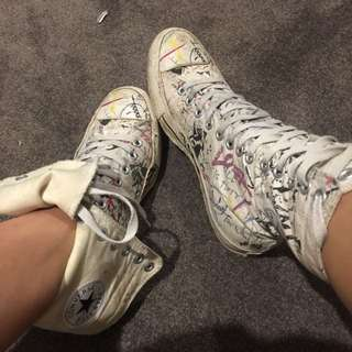 Converse, Changeable Low To High Shoe