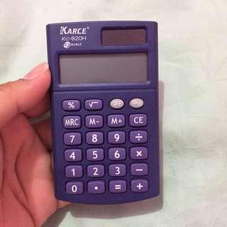 Mini Kalkulator Karce