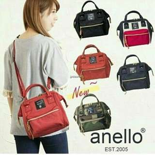 Anello Sling Bag Can Be Used As Backpack Too SMALL