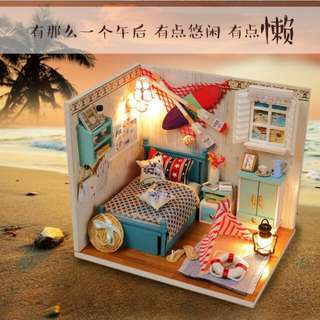 DIY Doll House / Miniature House
