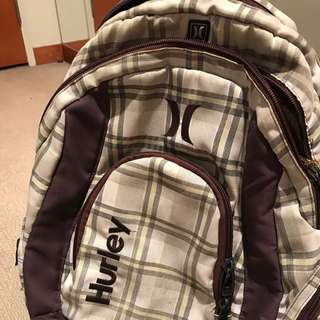 Hurley Bag pack