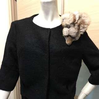 momoco狐貍小外套