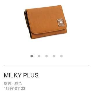 porper MllKY PlUS皮夾包