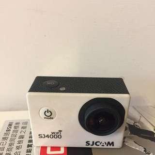 Sj4000 行車記錄器 Wifi