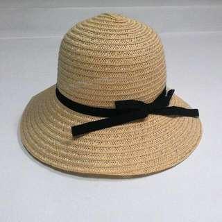 唯美遮陽帽