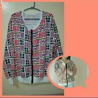 SALE!!! Aztec Printed Jacket
