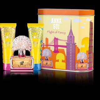 Anna Sui Flight Of Fancy Limited Edition Set