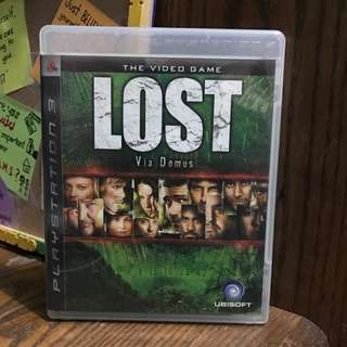 Lost Ps3 Game