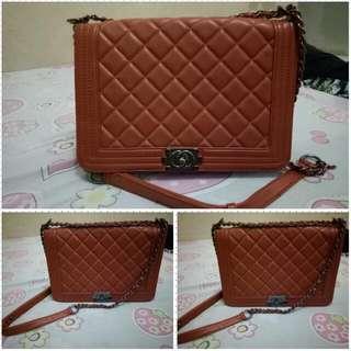 Chanel Bag Choccolate