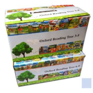 Children Reading: Oxford Reading Tree