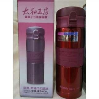太和工房負離子元素保溫瓶ST-MB35