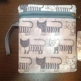 日本帶回 貓咪環保袋