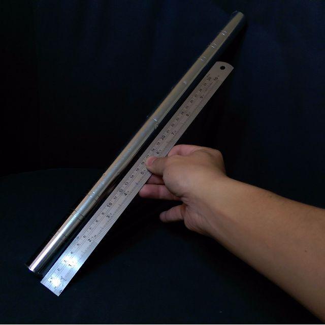 金屬雙節棍22cm*2(可結合成長棍44cm)