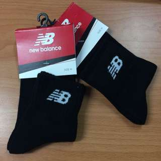 《現貨》💯New Balance 中筒襪