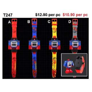 Robot Transformer Watch T247