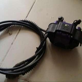 Hydraulic Brake For Ebike