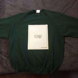 BLACKYEAR™ Crewneck Sweater (navy Green)