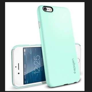 正版 Apple iPhone 6 / 6S (4.7)] SGP Thin Fit 超薄保護殼