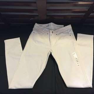 Gap Creme Jeans