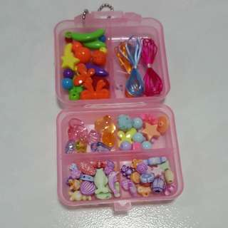 Small Beads Set [ Party Celebrations ] [ Toys }