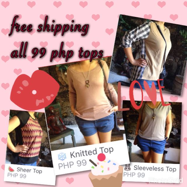 99php Tops