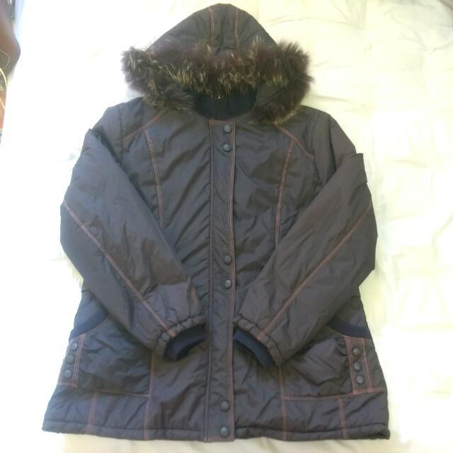 短大衣外套