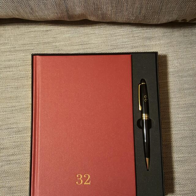三二行館 高級記事本/筆 禮盒組