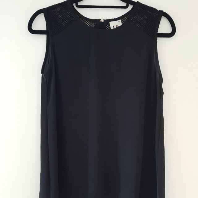 💥 Black Top | Size 6 | BNWT