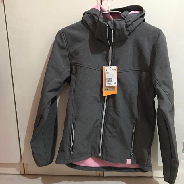 澳洲購回 全新H&M 運動防風外套