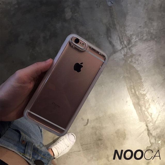 🌟 [Instock x 1] IPhone 6/6S Transparent Anti-Gravity Case