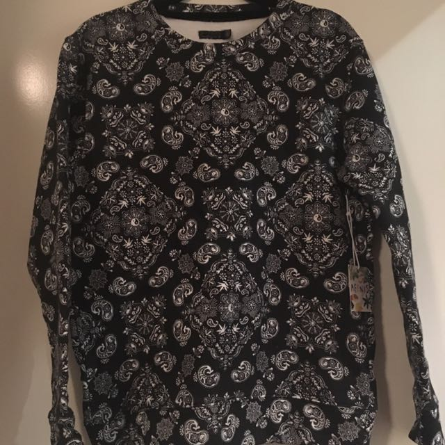 Afends Jumper Size 8